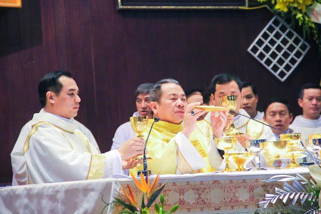 Lễ truyền chức Phó tế và Linh mục tại Giáo phận Lạng Sơn Cao Bằng 27.12.2017 - Ảnh minh hoạ 174