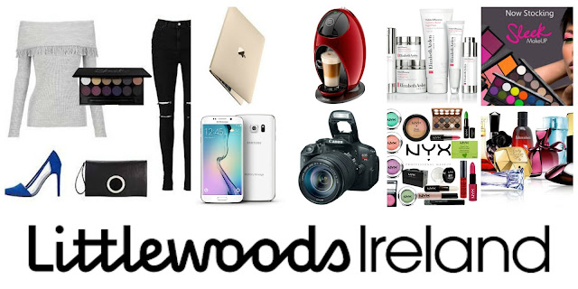 Beauty, fashion, home, electricals & more