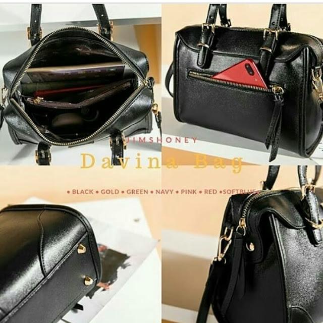 Jims Honey Davina Bag