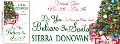 Do You Believe in Santa Banner