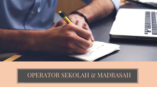 Operator Madrasah
