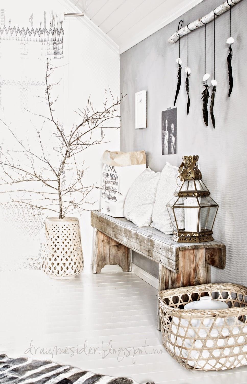 Interieur wonen in de bohemian stijl stijlvol styling for Eclectische stijl interieur
