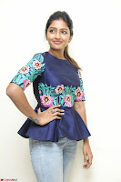 Eesha Looks super cute stunning in Denim Jeans and Top at Darsakudu movie Inerview ~  Exclusive 040.JPG