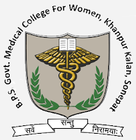 BPS Medical College Recruitment 2017