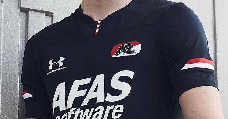 AZ Alkmaar 19-20 Away Kit Released