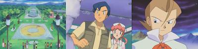 Pokémon - Temporada 5 - Especial 1: La Leyenda Del Trueno - Parte 1, 2 y 3