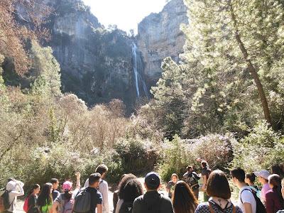 Cascada Chorrogil