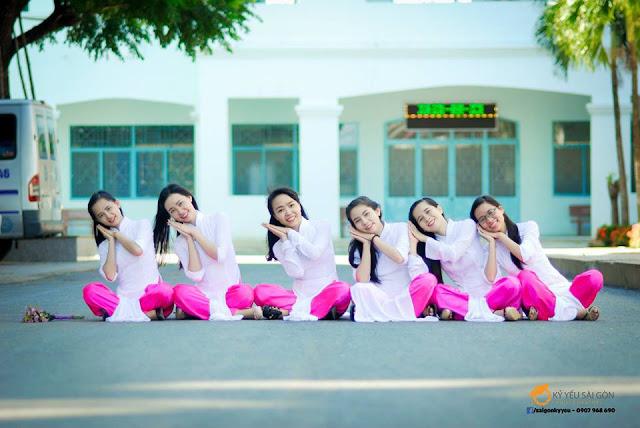 Cho thuê áo dài TPHCM