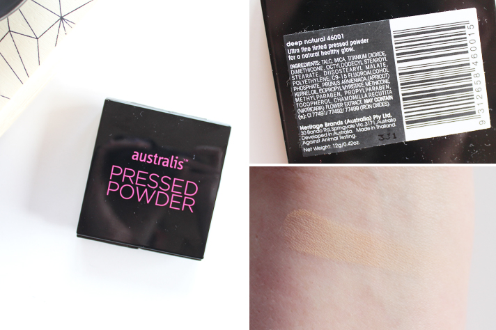 AUSTRALIS // Base Products | Review - CassandraMyee