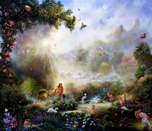 Garden Of Eden, Tree Of Knowledge & The Serpent