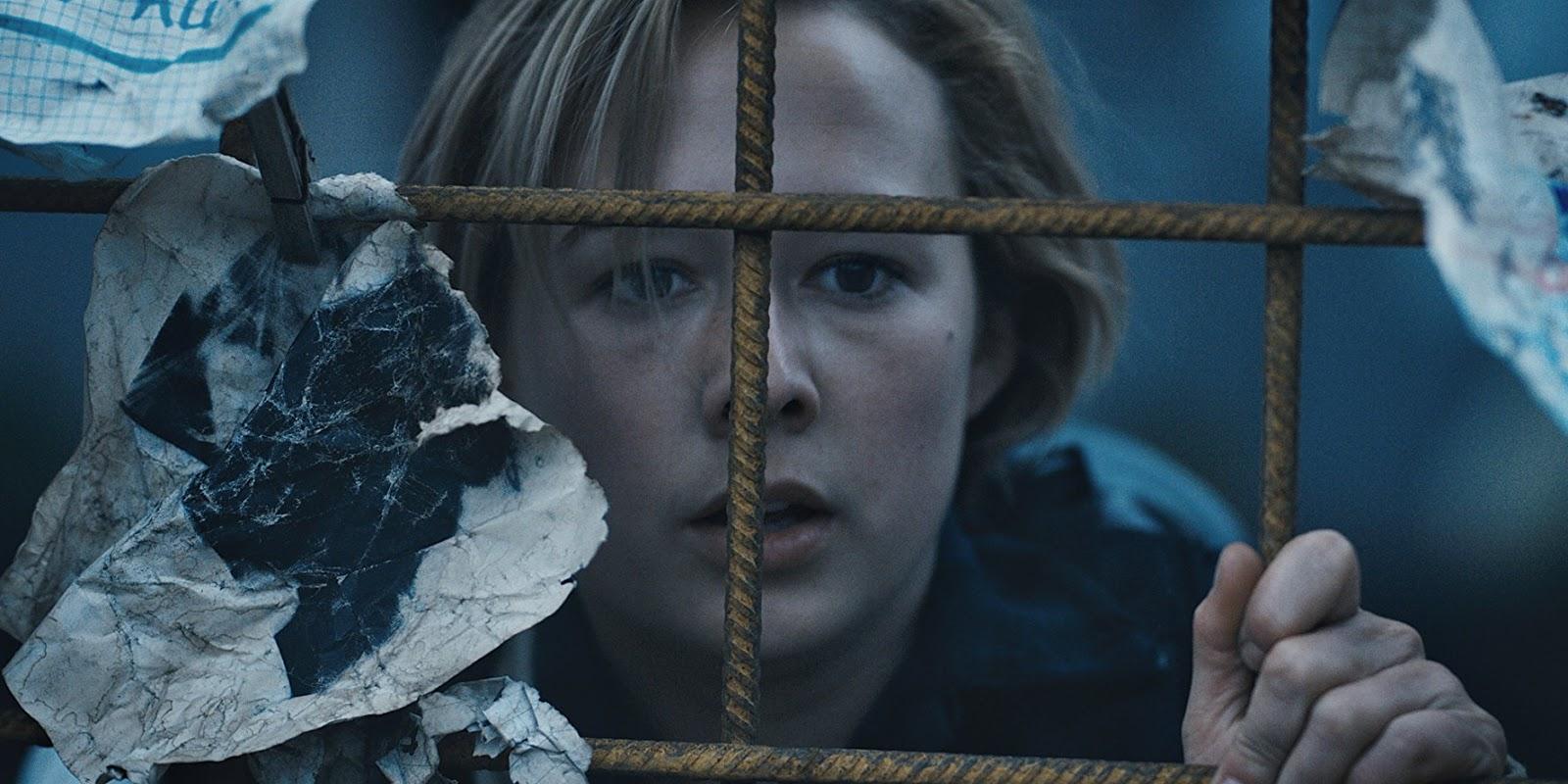 Alba August interpreta a la protagonista Simone en The Rain