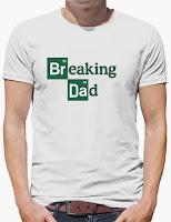 Camiseta hombre Breaking Dad