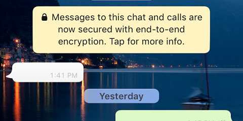WhatsApp beta for Android 2.20.193: what's new?