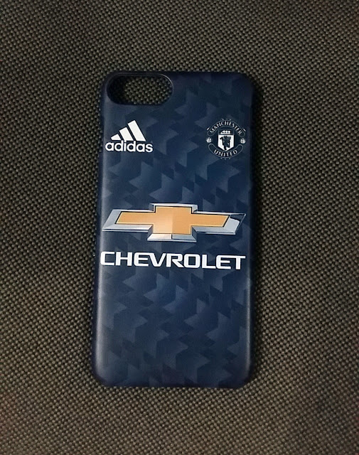 custom case manchester united 2017 - 18