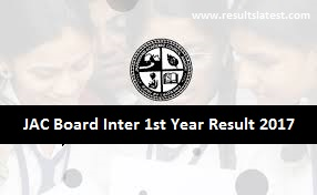 JAC Inter 1st Year Result