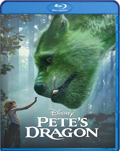 Pete's Dragon [2016] [BD25] [Latino]
