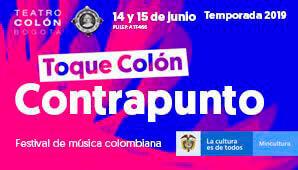 Gran Festival de Música CONTRAPUNTO | TEATRO COLON