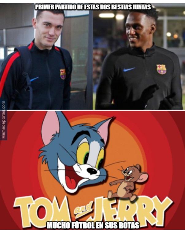 Memes Celta-Barcelona 2018 - Futboleros