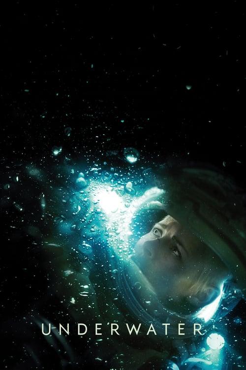 Underwater (2020) English 720p HDCAM 850MB