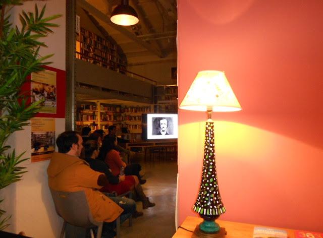 Βραδιές Ανάγνωσης στη Βιβλιοθήκη του Φουγάρου