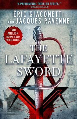 Bea's Book Nook, Review, Excerpt, The Lafayette Sword, Eric Giacometti, Jacques Ravenne