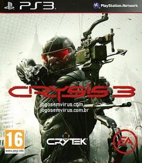 Baixar Crysis 3 PS3 2013 Grátis Em Português Pt-Br Torrent