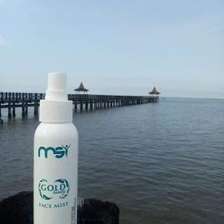 Review Spray Wajah Face Mist Untuk Kulit Wajah Berminyak Dan Kusam