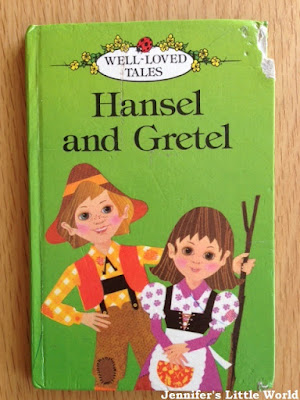 Ladybird Well Loved Tales - Hansel and Gretel