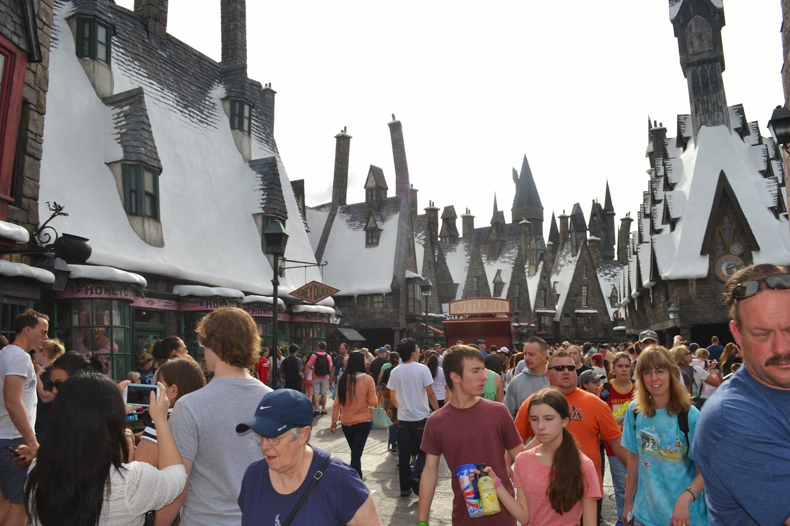 Hogsmeade at Universal - Islands of Adventure