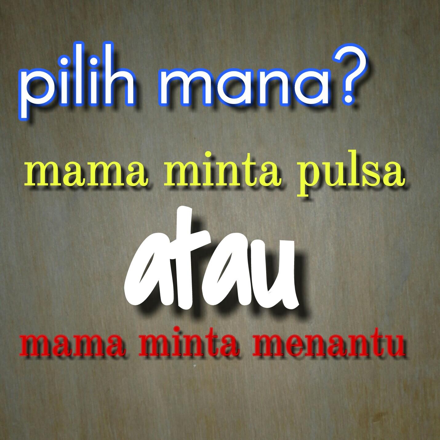 Memes Romantis Bahasa Indonesia