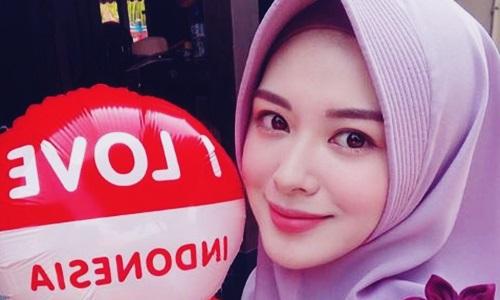Biodata Ayana Jihye Moon Mualaf Berhijab Tercantik dari Korea Selatan
