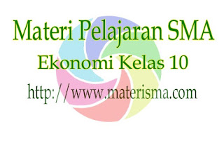Ekonomi Kelas 10