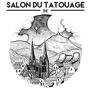 salon du tatouage de clermont ferrand vu par olivier poinsignon