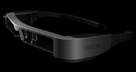 Epson Moverio BT-300 Smart Glasses Wins Prestigious Red Dot Award