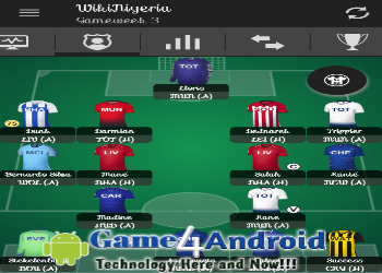 fantasy football manager android