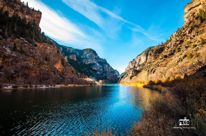 Denver, Colorado, Vail, Glenwood springs and White River NP trip
