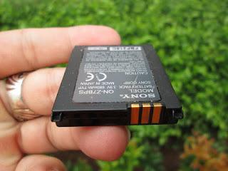 Baterai Hape Sony Jadul CMD Z7 Original