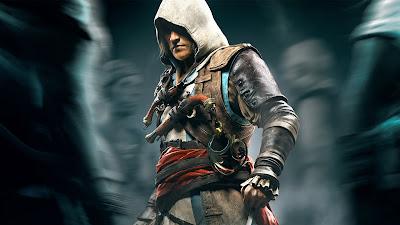 Papel de Parede do Jogo Assassin's Creed Black Angel