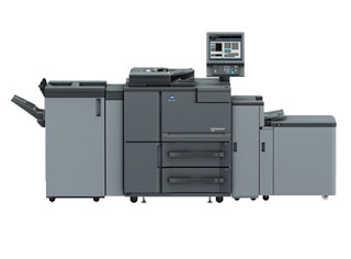 Konica Minolta's Digital Workhorse-bizhub PRO 1100 offers robust   Profitability to printing Business
