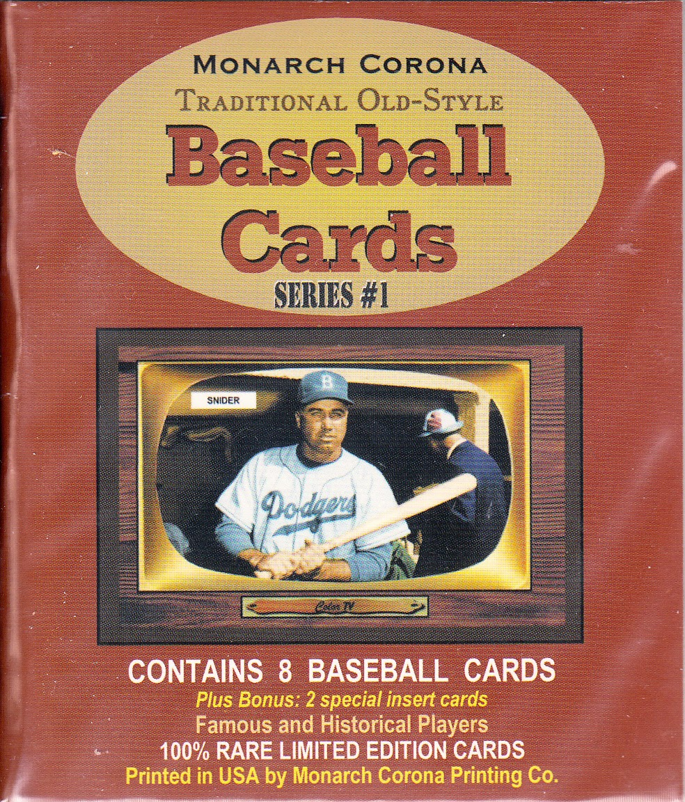 Cant Have Too Many Cards Pack Break Monarch Corona