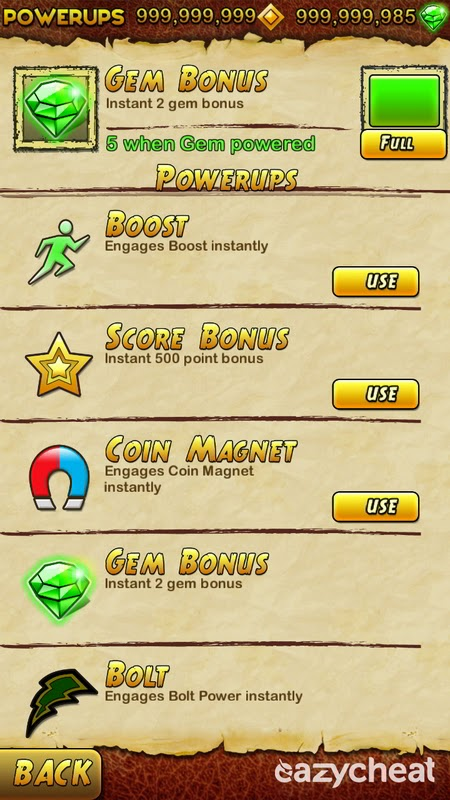 temple run 2 rings cheats