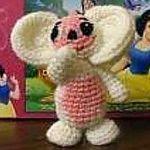 patron gratis mono cheburashka amigurumi | amigurumi free pattern monkey cheburashka