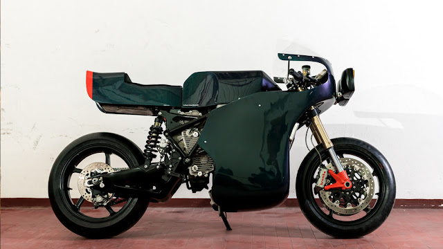 Apache Custom Electric Endurance Racer