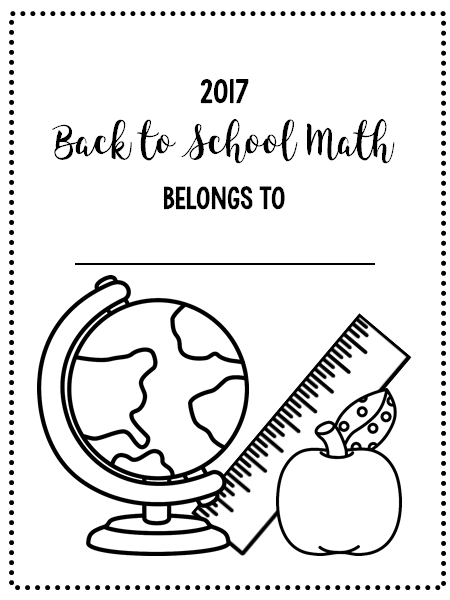 Kelly McCown: FREE Back to School Puzzles