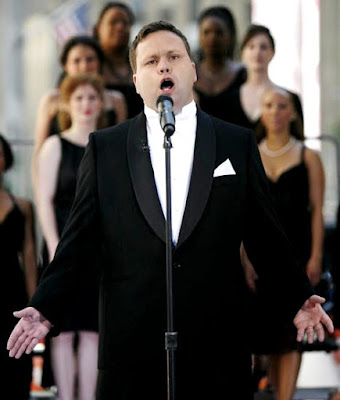 Foto de Paul Potts más delgado