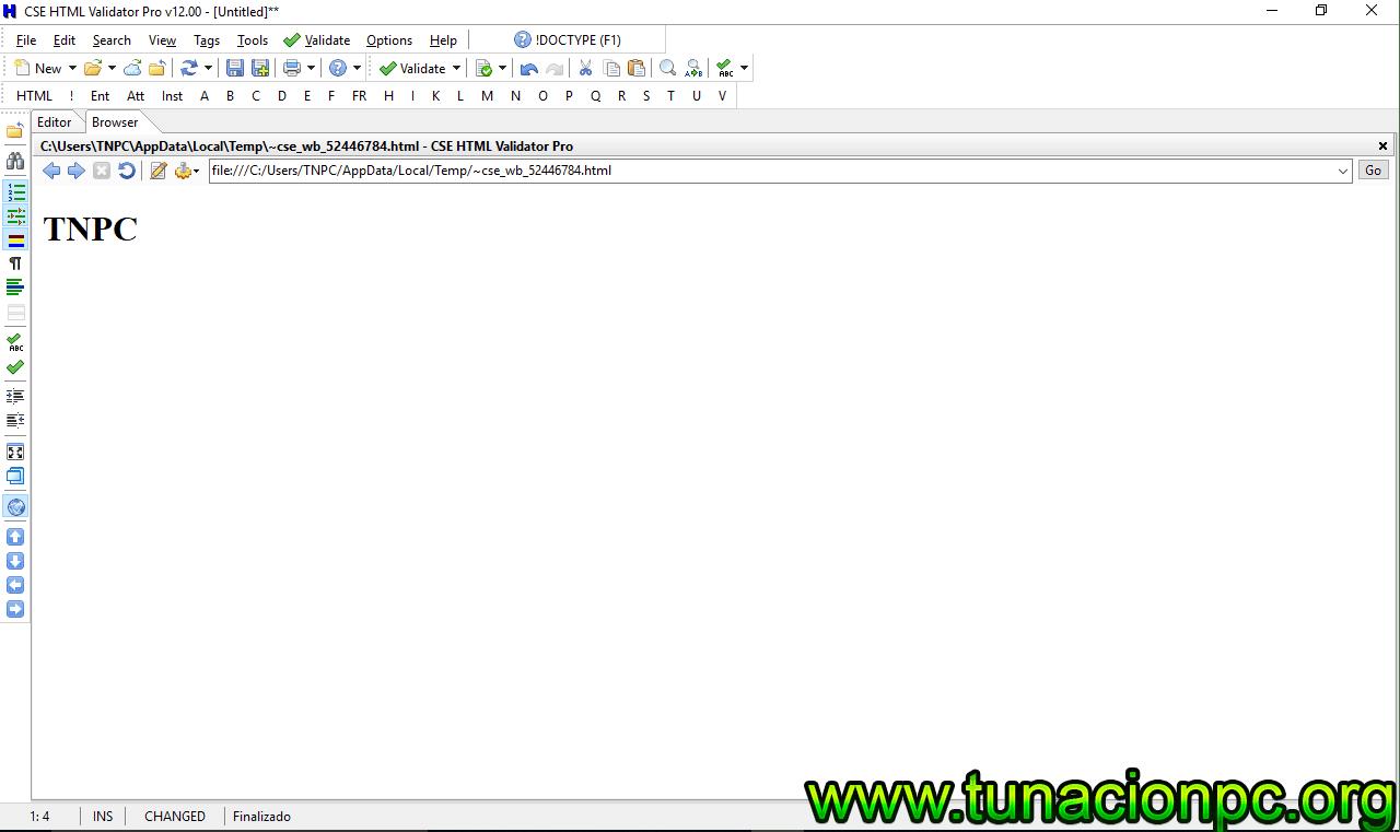 Descargar CSE HTML Validator Professional Gratis Full