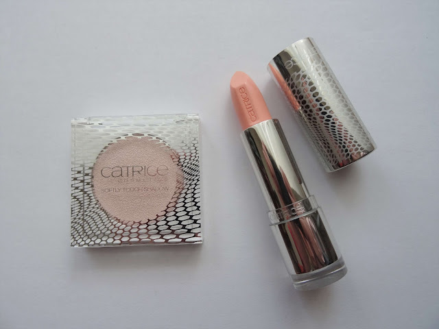 Catrice limited edition softly touch shadow & lipbalm