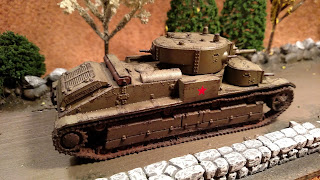 Trenchworx Soviet Armor - T-28