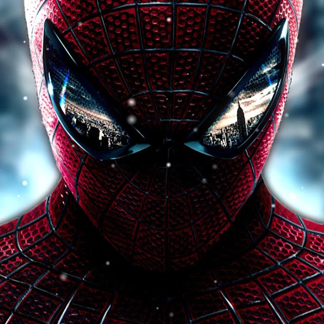 Spiderman In Snow Wallpaper Engine