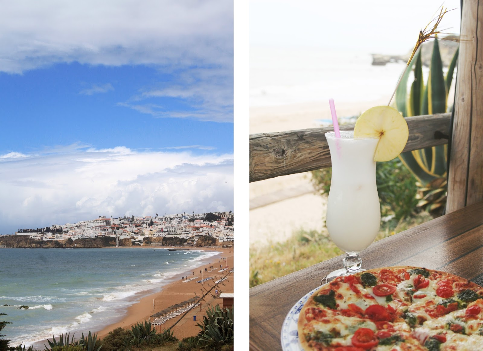 Sea view and lunch in Albufeira